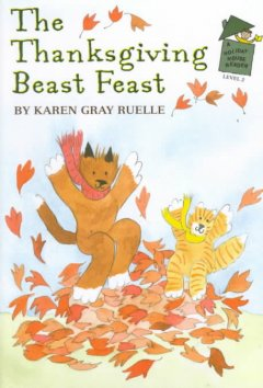 The Thanksgiving beast feast cover image