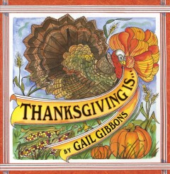 Thanksgiving is-- cover image