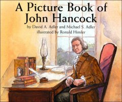 A picture book of John Hancock cover image