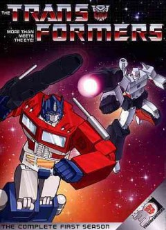 The Transformers: more than meets the eye. Season 1 cover image