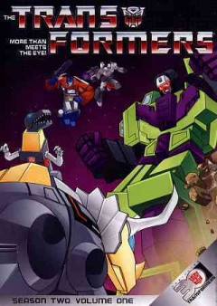 The Transformers: more than meets the eye. Season 2, vol. 1 cover image