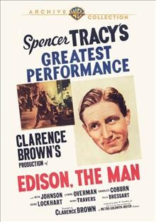 Edison, the man cover image