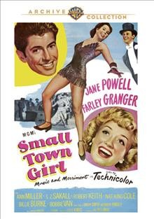 Small town girl cover image