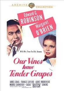Our vines have tender grapes cover image