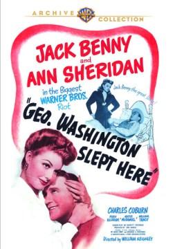 George Washington slept here cover image