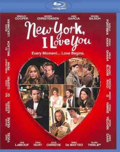New York, I love you cover image