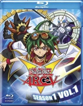 Yu-gi-oh!. ARC-V, Season 1, vol. 2 cover image