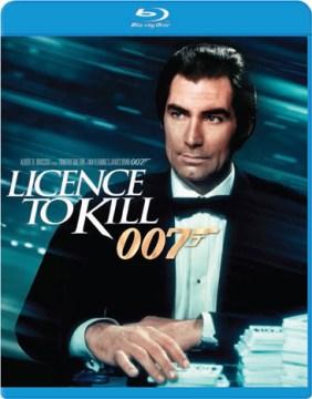 License to kill cover image