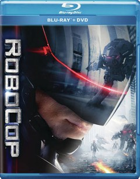 RoboCop [Blu-ray + DVD combo] cover image