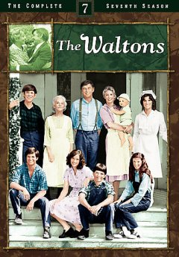The Waltons. Season 7 cover image