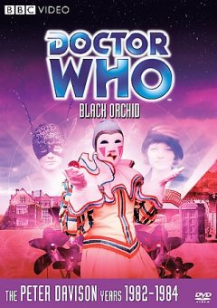 Doctor Who. Story 121, Black orchid cover image