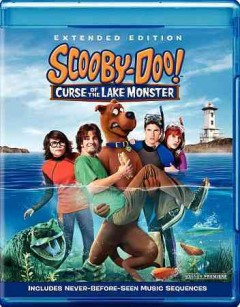 Scooby-Doo! Curse of the lake monster [Blu-ray + DVD combo] cover image