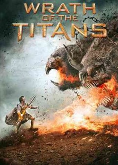 Wrath of the Titans cover image