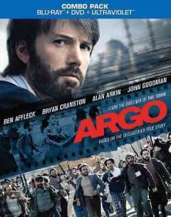 Argo [Blu-ray + DVD combo] cover image