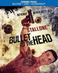 Bullet to the head [Blu-ray + DVD combo] cover image
