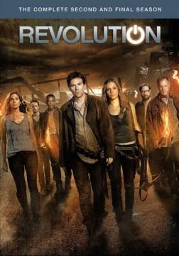 Revolution. Season 2, the final season cover image