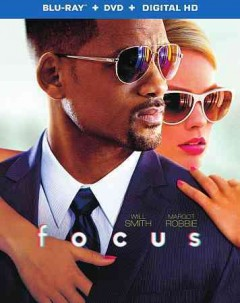 Focus [Blu-ray + DVD combo] cover image