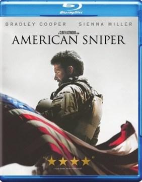 American sniper [Blu-ray + DVD combo] cover image