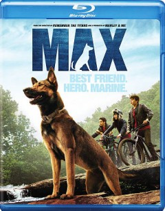 Max [Blu-ray + DVD combo] cover image