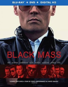 Black mass [Blu-ray + DVD combo] cover image