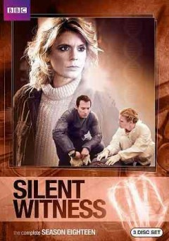 Silent witness. Season 18 cover image
