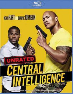 Central intelligence cover image