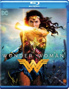 Wonder Woman [Blu-ray + DVD combo] cover image