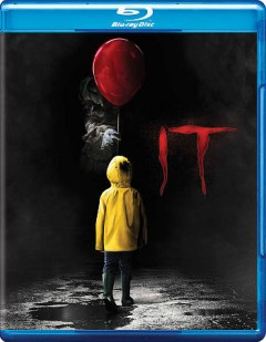 It [Blu-ray + DVD combo] cover image