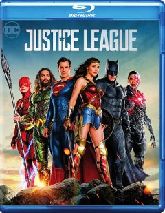 Justice League [Blu-ray + DVD combo] cover image