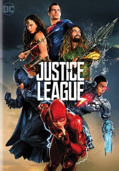 Justice league cover image