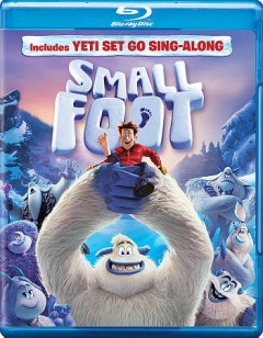 Smallfoot [Blu-ray + DVD combo] cover image