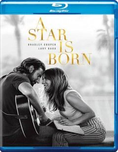 A star is born [Blu-ray + DVD combo] cover image