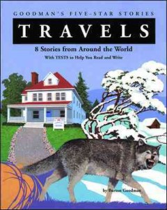 Travels : 8 stories from around the world, with tests to help you read and write cover image