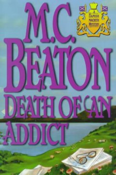 Death of an addict cover image