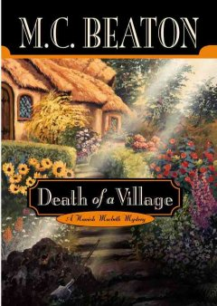 Death of a village cover image