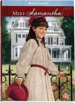 Meet Samantha, an American girl cover image