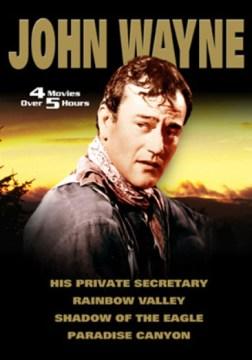 John Wayne cover image