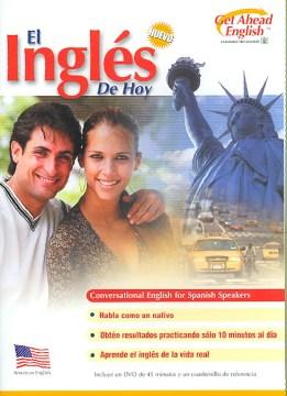El Inglés de hoy Conversational English for Spanish speakers cover image