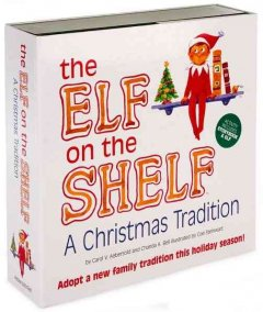 The elf on the shelf : a Christmas tradition cover image