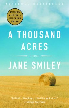 A thousand acres cover image