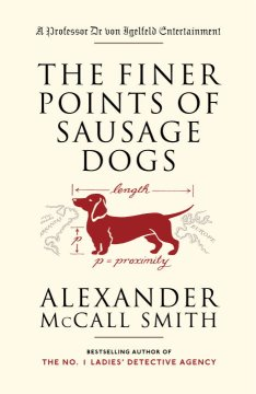 The finer points of sausage dogs cover image