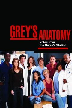 Grey's anatomy cover image