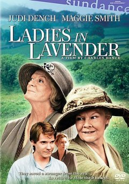 Ladies in lavender cover image