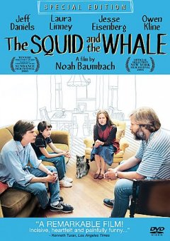 The squid and the whale cover image