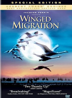 Winged migration cover image