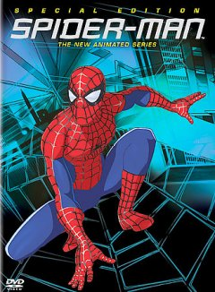 Spider-Man, the new animated series cover image