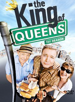 The king of Queens. Season 1 cover image