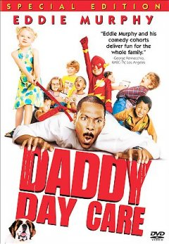 Daddy day care cover image