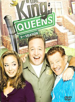The king of Queens. Season 2 cover image