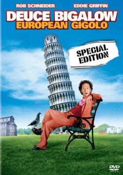 Deuce Bigalow European gigolo cover image